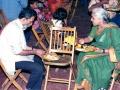 B.V.Karanth,Rameshvari-verma