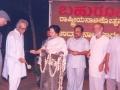 With-Habib-Tanveer,Bahuroopi-festival