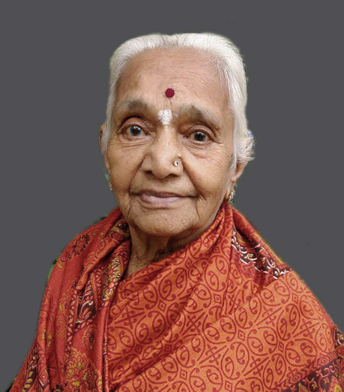 ಶ್ರೀಮತಿ ಬಿ.ಎಸ್. ಮಂಜುಳಮ್ಮ